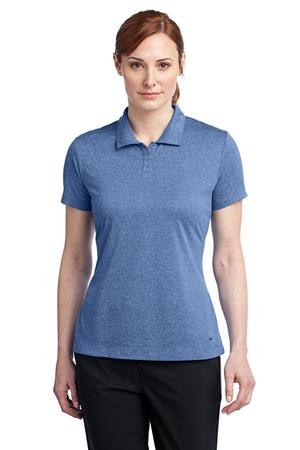 Nike Golf Ladies DriFIT Heather Polo. 474455