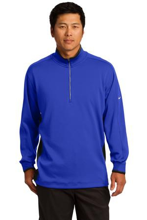 Nike Golf DriFIT 1/2Zip CoverUp. 578673