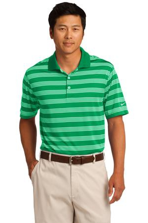 Nike Golf DriFIT Tech Stripe Polo. 578677