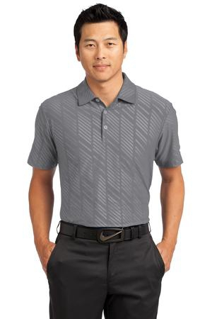 Nike Golf DriFIT Embossed Polo. 632412
