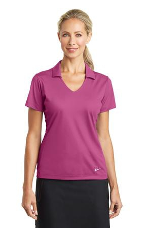 Nike Golf Ladies DriFIT Vertical Mesh Polo. 637165