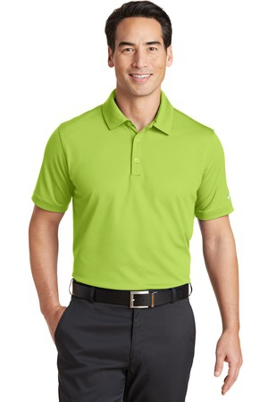 Nike Golf DriFIT Solid Icon Pique Modern Fit Polo.  746099