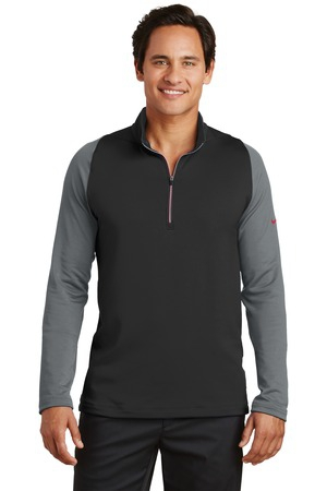 Nike Golf DriFIT Stretch 1/2Zip CoverUp. 779795