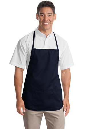 Port Authority MediumLength Apron.  A525