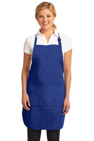 Port Authority Easy Care FullLength Apron with Stain Release. A703