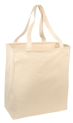 Port Authority OvertheShoulder Grocery Tote. B110