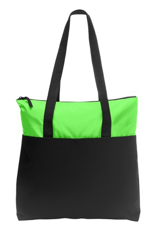 Port Authority ZipTop Convention Tote. BG407