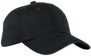 Port Authority Brushed Twill Cap.  BTU