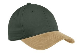 Port Authority TwoTone Brushed Twill Cap.  C815