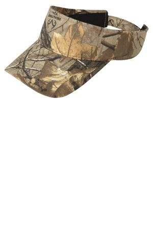 Port Authority Camouflage Visor. C822