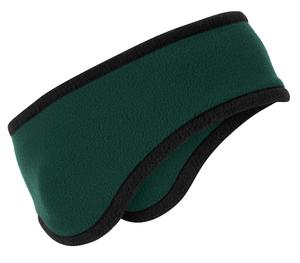 Port Authority TwoColor Fleece Headband. C916