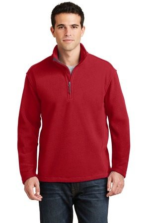 Port Authority Value Fleece 1/4Zip Pullover. F218