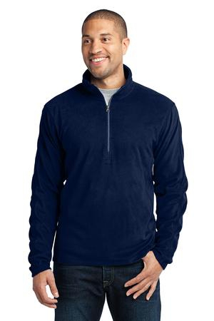 Port Authority Microfleece 1/2Zip Pullover. F224