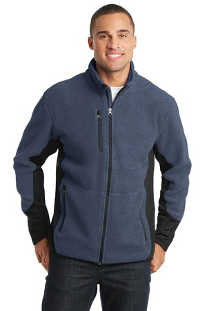 Port Authority RTek Pro Fleece FullZip Jacket. F227