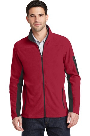 Port Authority Summit Fleece FullZip Jacket. F233