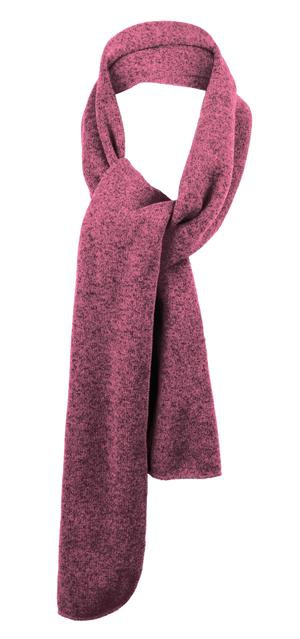 Port Authority Heathered Knit Scarf.  FS05