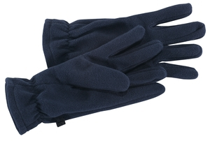 Port Authority Fleece Gloves.  GL01