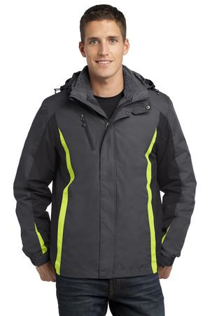 Port Authority Colorblock 3in1 Jacket. J321