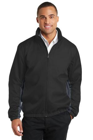 Port Authority Core Colorblock Wind Jacket. J330