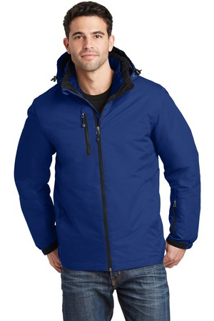 Port Authority Vortex Waterproof 3in1 Jacket. J332