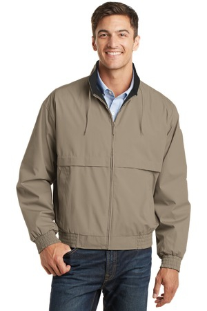 Port Authority Classic Poplin Jacket. J753