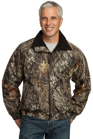 Port Authority Waterproof Mossy Oak Challenger Jacket.  J754MO
