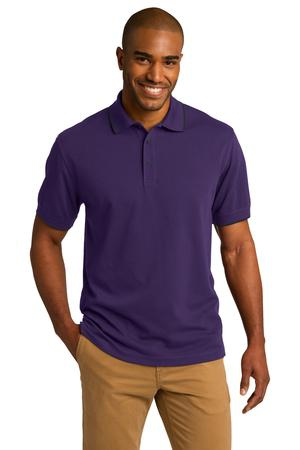 bed24c8856f Port Authority Rapid Dry Tipped Polo. K454