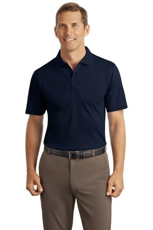 Port Authority Silk Touch Interlock Polo. K520