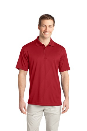 Port Authority Tech Embossed Polo. K548