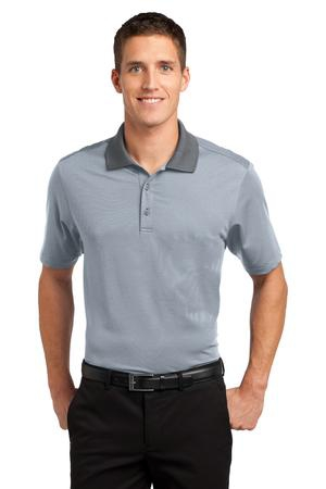 Port Authority Fine Stripe Performance Polo. K558