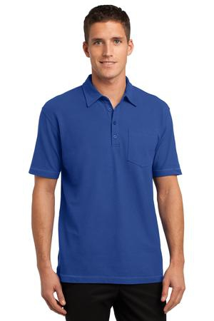 Port Authority Modern StainResistant Pocket Polo. K559