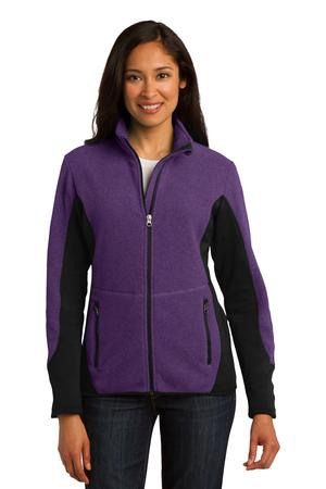 Port Authority Ladies RTek Pro Fleece FullZip Jacket. L227