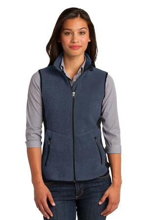 Port Authority Ladies RTek Pro Fleece FullZip Vest. L228