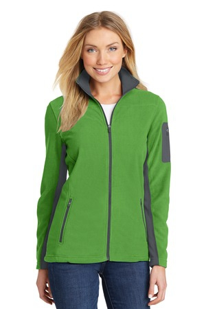 Port Authority Ladies Summit Fleece FullZip Jacket. L233