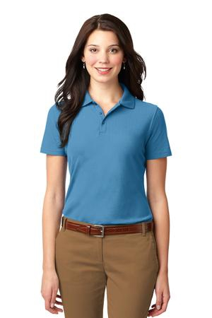 Port Authority Ladies StainResistant Polo. L510