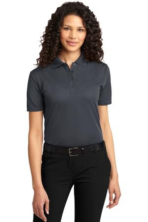 Port Authority Ladies Dry Zone Ottoman Polo.  L525