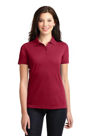 Port Authority Ladies 5in1 Performance Pique Polo. L567