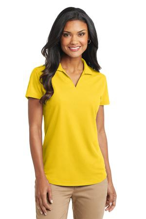 Port Authority Ladies Dry Zone Grid Polo. L572
