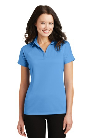 Port Authority Ladies Crossover Raglan Polo. L575