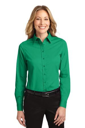 Port Authority Ladies Long Sleeve Easy Care Shirt.  L608