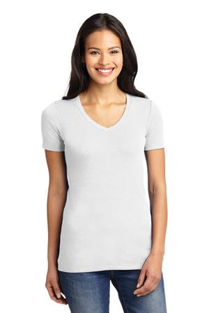 Port Authority Ladies Concept Stretch VNeck Tee. LM1005