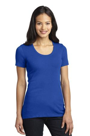 Port Authority Ladies Concept Stretch Scoop Tee. LM1006