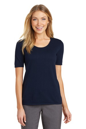 Port Authority Ladies Scoop Neck Sweater. LSW291