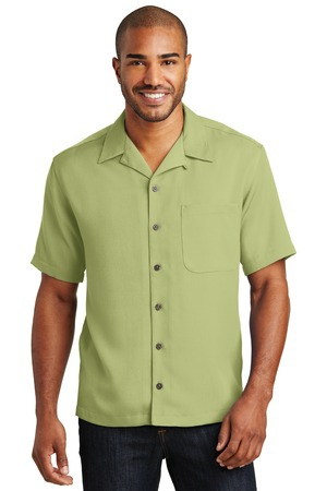 Port Authority Easy Care Camp Shirt.  S535