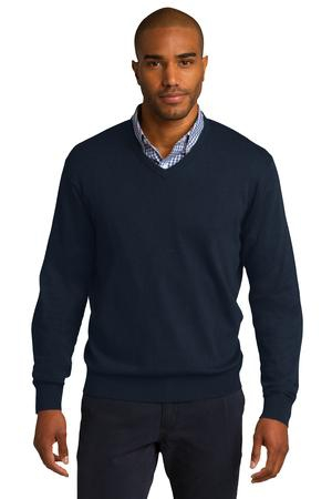 Port Authority VNeck Sweater. SW285