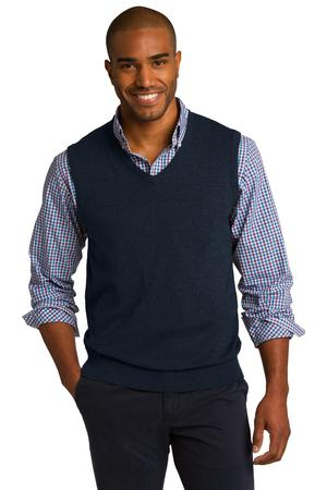 Port Authority Sweater Vest. SW286