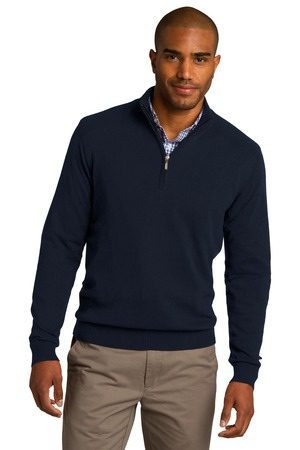 Port Authority 1/2Zip Sweater. SW290