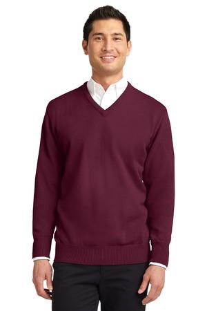 Port Authority Value VNeck Sweater. SW300
