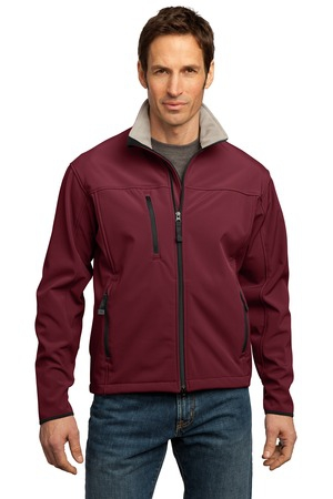 Port Authority Tall Glacier Soft Shell Jacket. TLJ790