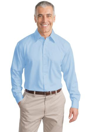 Port Authority Tall NonIron Twill Shirt. TLS638